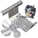 (G3-7) Delfield RF000021 Evaporator fan motor kit