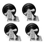 (H7-2) Traulsen 344-13140-01 Casters set of 4