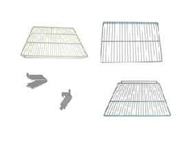 Delfield Wire Shelves, Wire racks, shelf clips and standards