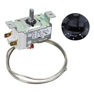 (E4-4) Ranco # A30-3924-000 Thermostat