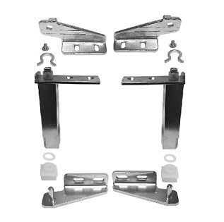 refrigerator hinges. g6 2 glenco 2856 2d two door hinge kit refrigerator hinges