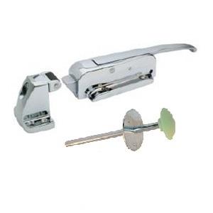 Kason 56 K2 Door Latch Kit W Inside Release 3 4 To 1 1 2