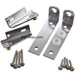 (G1-9e) Delfield 0160179-S Hinge kit