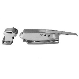 (C1-1) (CHG) Component Hardware W38-1000 Latch with strike flush
